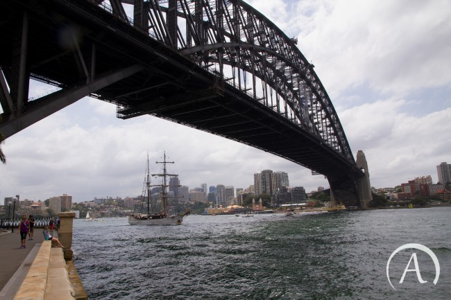 A monster of Steal - The Sydney Harbour Bridge